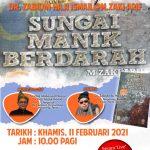 Bicara buku Manik Sungai Berdarah karya M Zaki Arif